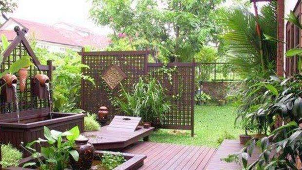 Simple Japanese Garden Designs Small Spaces Fountain