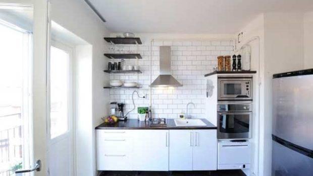 Simple Kitchen Decorating Ideas Apartment Modern