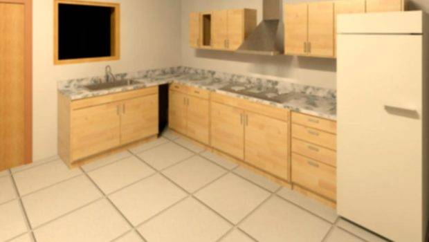 Simple Kitchen Modern Home Ikea Cabinets Homelk