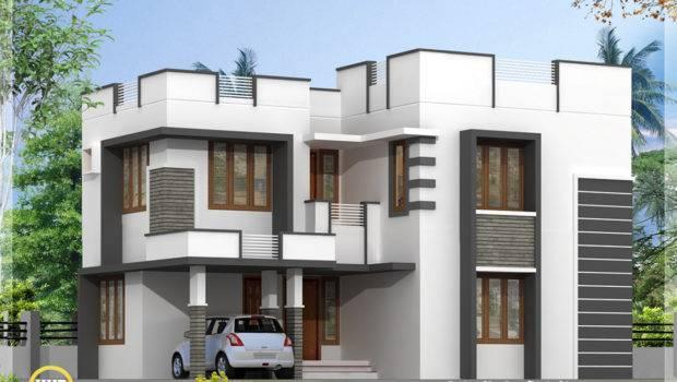 Simple Modern Home Design Bedroom