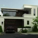 Simple Modern House Home Exterior Design Ideas