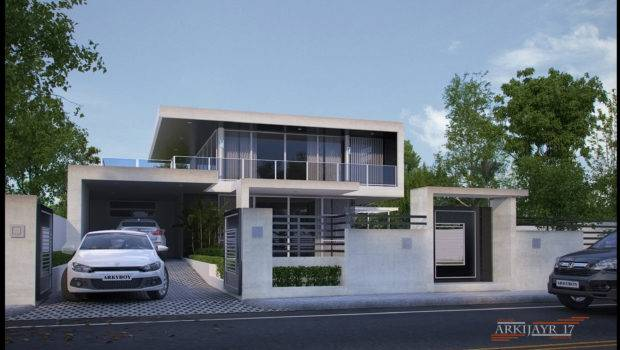 Simple Modern House Mayolo Briones Coroflot