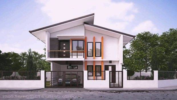 Simple Modern House Philippines Youtube