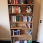 Simple Wall Bookshelf Designs Woodideas