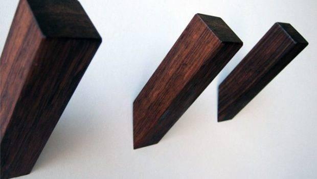 Simple Wood Coat Hooks Ideas Casa Pinterest