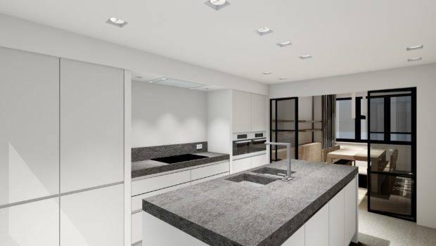 Simulation Vades Interior Design Kitchen Pinterest