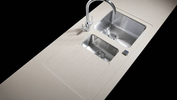 Sink Modules Duo Bowl Stainless Steel
