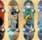 Skateboard Design Fruge Studio