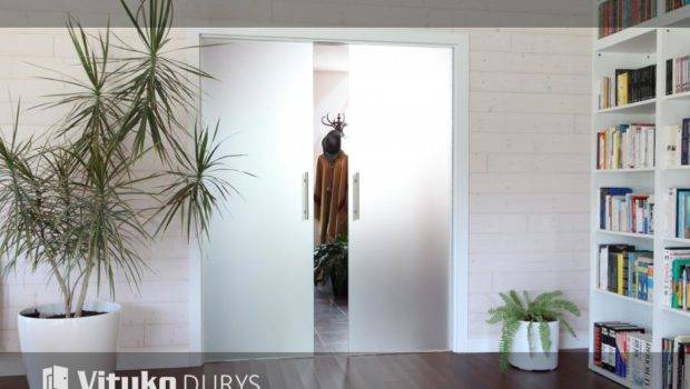 Sliding Door Into Wall Eclisse Frames