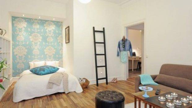 Small Apartment Ideas Design Teborg