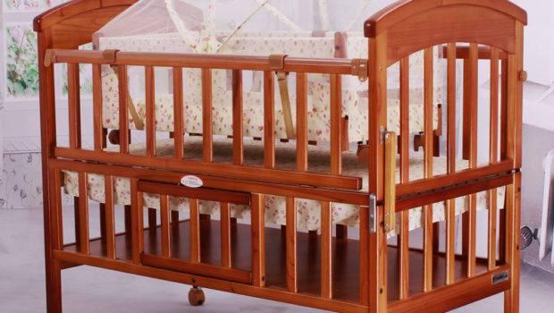 Small Baby Crib Apartment Batchelor Resort Home