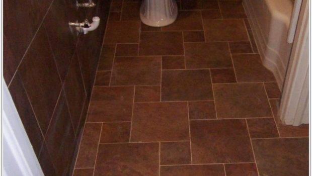 Small Bathroom Floor Tile Patterns Ideas Tiles Home