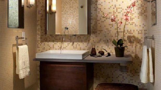 Small Bathroom Ideas Luck Interior
