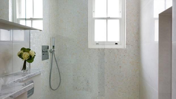 Small Bathroom Walk Shower Decohoms