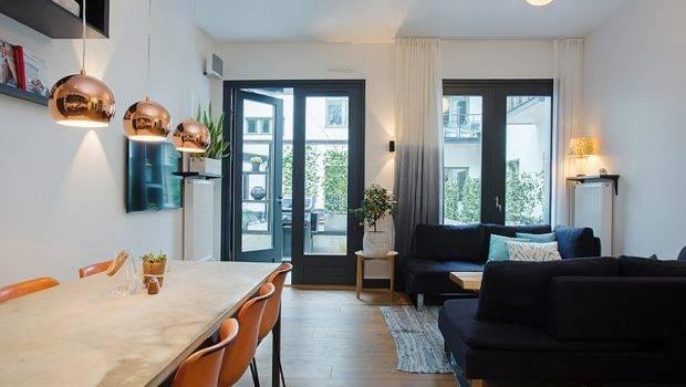 Small Beautiful Living Area