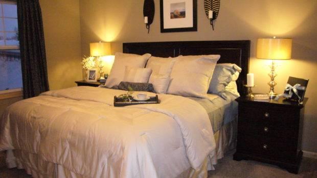 Small Bedroom Colors Designs Elegant Black Bed