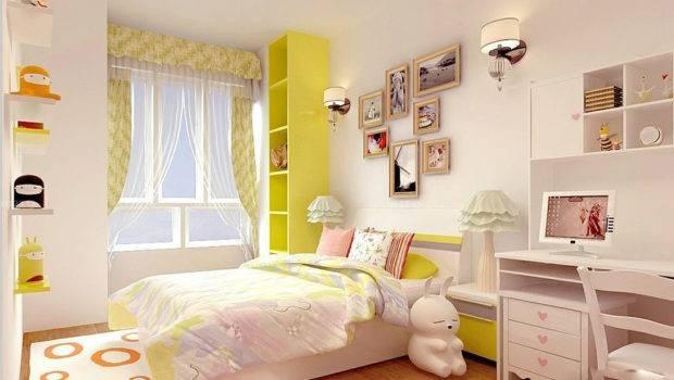 Small Bedroom Designs Teenage Girl