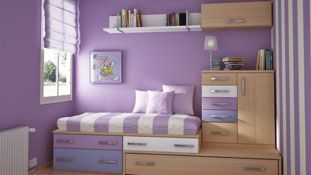Small Bedroom Ideas Make Your Room Look Spacious