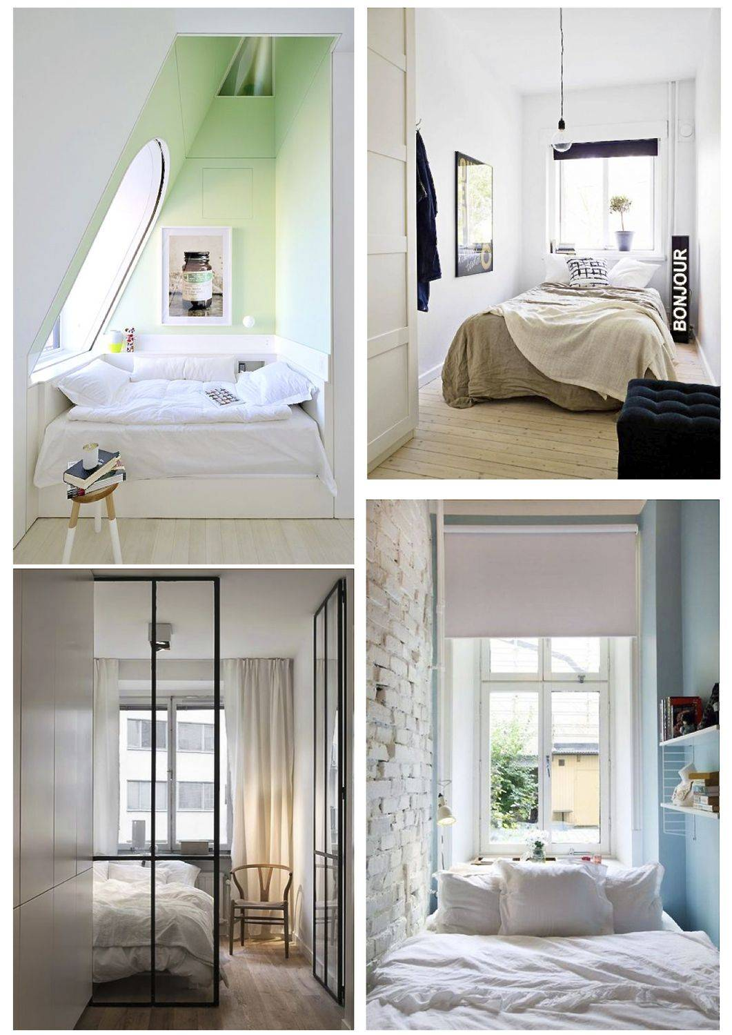 Small Bedroom Ideas Style Barista - Cute Homes | #114768
