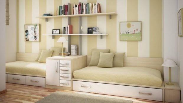 Small Bedroom Interior Desing