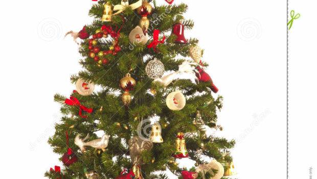 Small Christmas Tree Decorations Happy Holidays