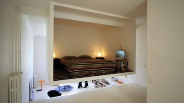 Small Concept Cool Studio Apartment Design Ideas