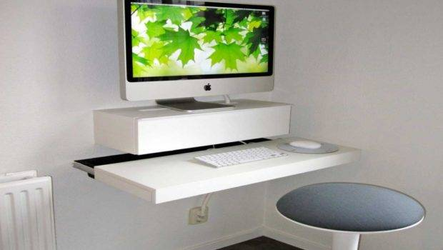 Small Corner Computer Desk Spaces Idea Design
