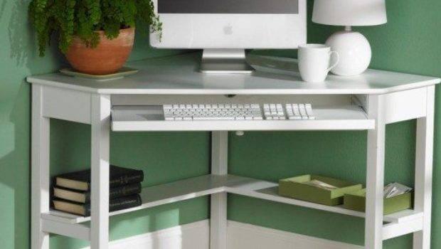 Small Corner Desk Space Homefurniture