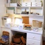Small Desk Organization Ideas Space Organizing