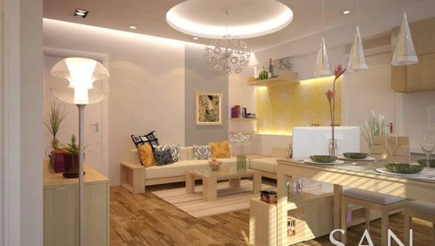 Small Flat Interior Design Mrs Huong Bach Trong Duc