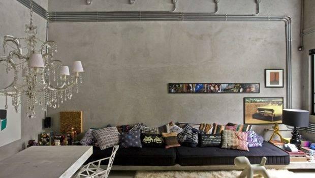 Small Flats Decoration Ideas Need Smart Idea Manage Room