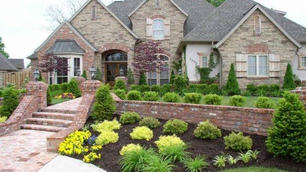 Small Front Yard Landscaping Ideas House