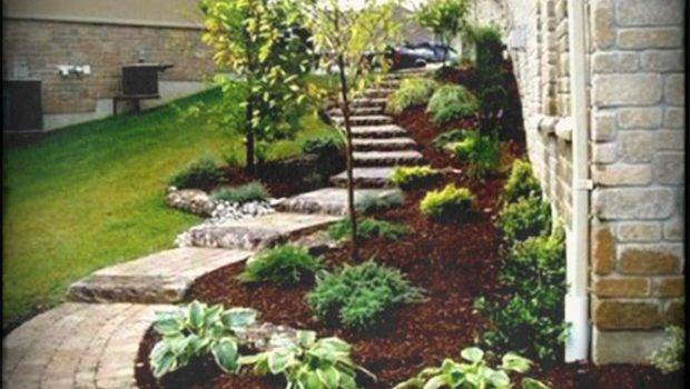Small Front Yard Landscaping Ideas Low