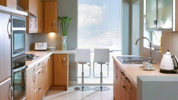 Small Galley Kitchen Dining Area Designs House