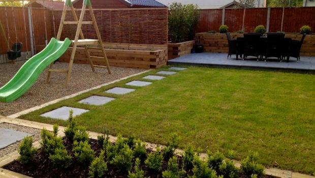 Small Garden Ideas Budget Ireland Pinterest Gardens