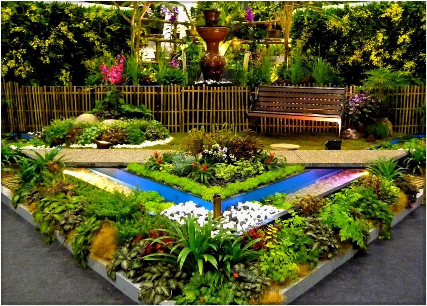 garden design ideas for small gardens