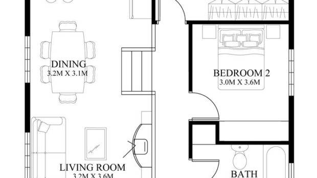 Small House Design Pinoy Eplans Modern