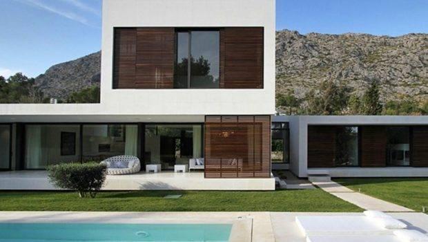 Small House Exterior Home Design Ideas