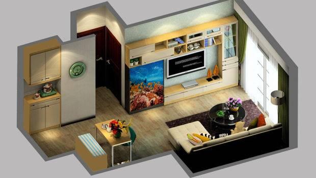 Small House Interior Design Aquarium Dma Homes