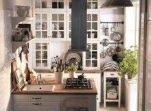 Small Ikea Kitchen Design Idea