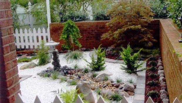 Small Japanese Garden Design Ideas Front Yard