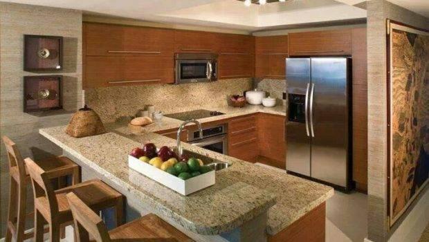 Small Kitchen Studio Apartment Pinterest