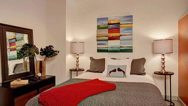 Small One Bedroom Apartment Decorating Ideas