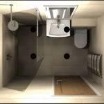Small Shower Wet Room Design
