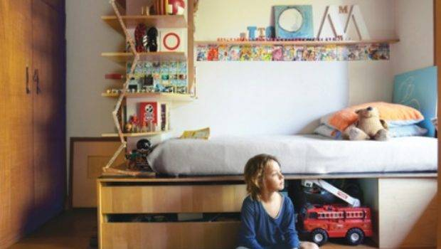 Small Space Bedroom Designs Your Kids