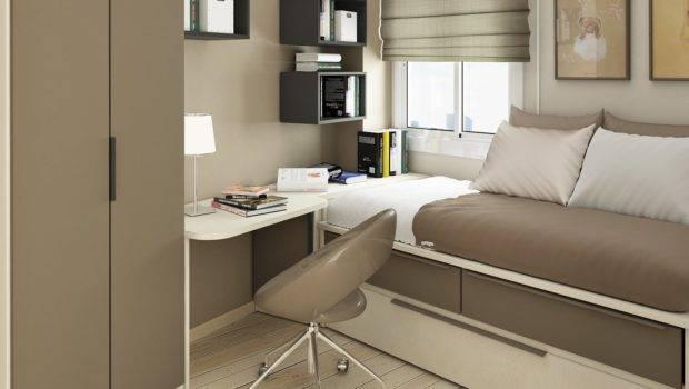 Small Space Bedroom Interior Design Decorating