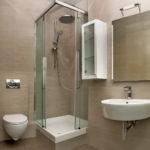 Small Space Design Ideas Shower Bath Bathroom