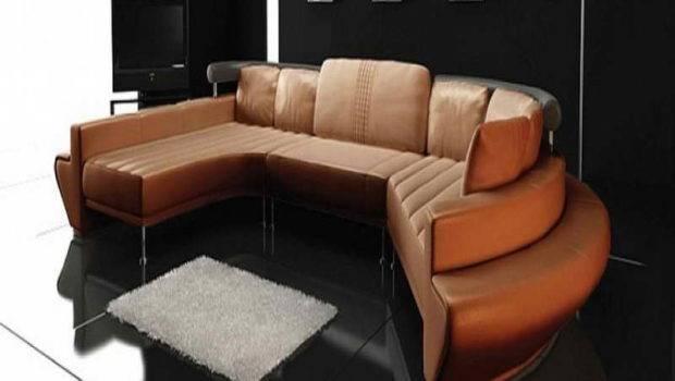 Small Spaces Modern Home Design Sectional Sofas Sofa