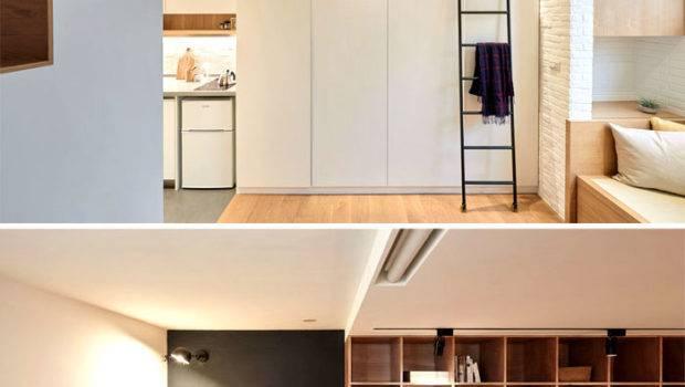 Small Studio Apartment Design Ideas Modern