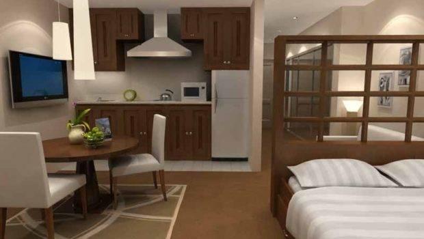 Small Studio Apartment Interior Design Ideas Inspiration